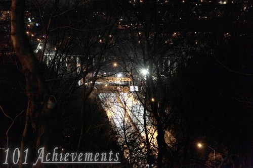 Greenfield Bridge Implosion