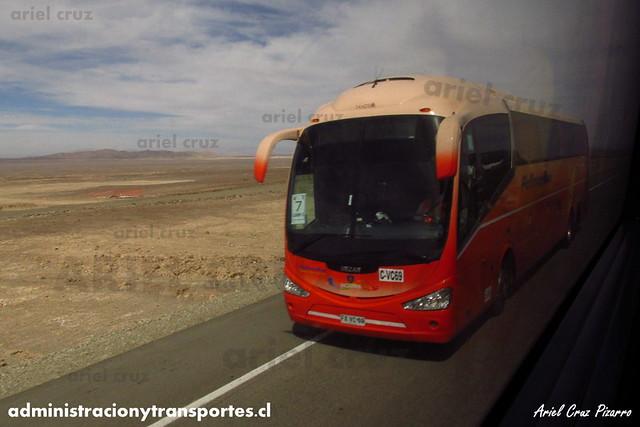 Pullman Bus Tandem - Desierto de Atacama - Irizar I6 / Scania (FXVC69) (2882)