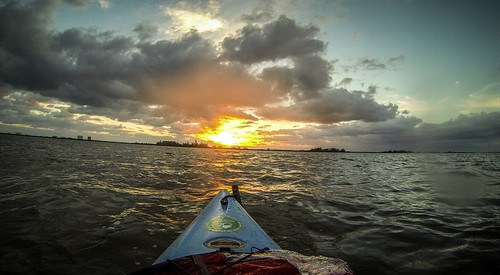 Indian River Sunrise Paddling-029