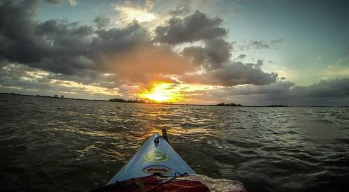 Indian River Sunrise Paddling-029