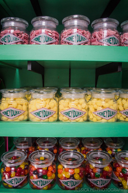 Honeydukes Shop Harry Potter World Universal Studios Orlando