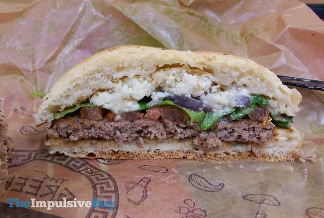 McDonald's Greek McTaster 3