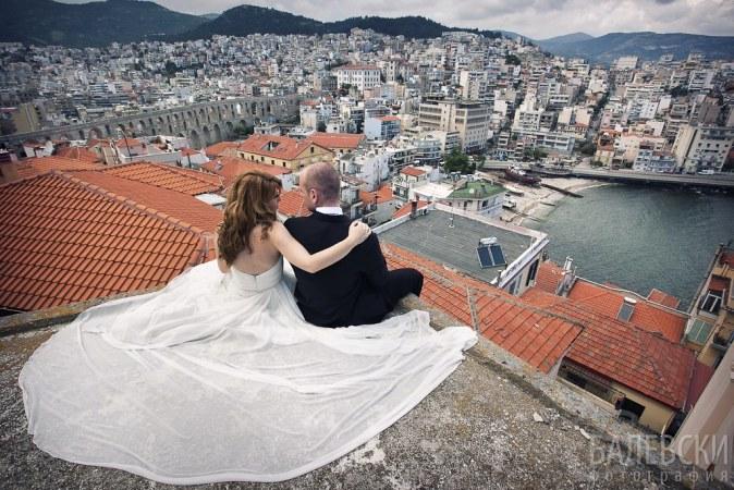 Гърция - Рая и Николай