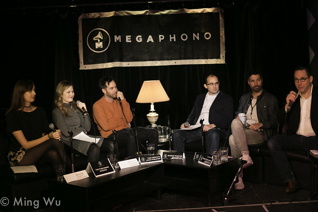 Megaphono 2016: The Publishing Session