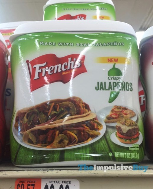 French's Crispy Jalapenos