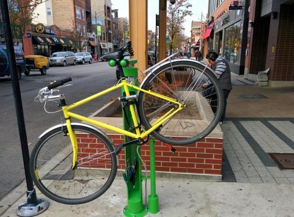 Bike Fix-It Stand
