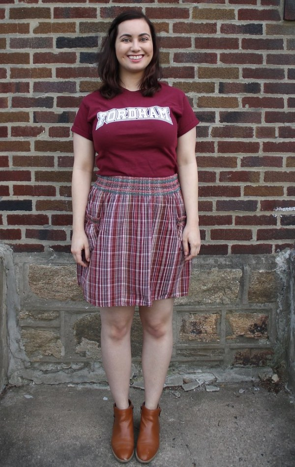Graphic Tee Time #3 Fordham