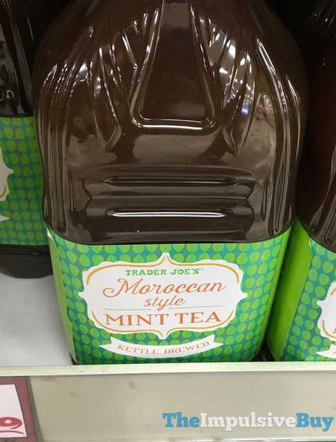 Trader Joe's Moroccan Style Mint Tea