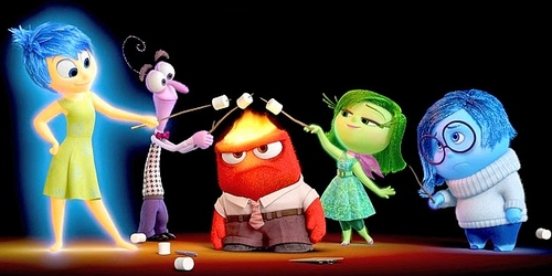 Inside Out: Sinopsis y Trailer de la Película Intensamente