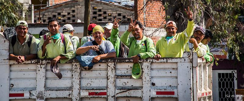 2015 - MEXICO - Morelia - Workerbees