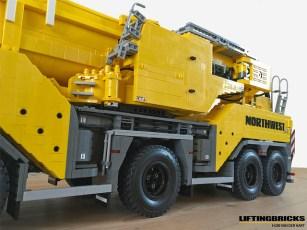 Liebherr LTM 1750 9.1 NORTHWEST