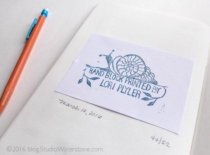 52 Weeks of Print 44/52 Words
