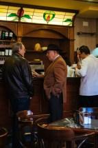 Granada: breakfast at Grand Café Bib Rambla