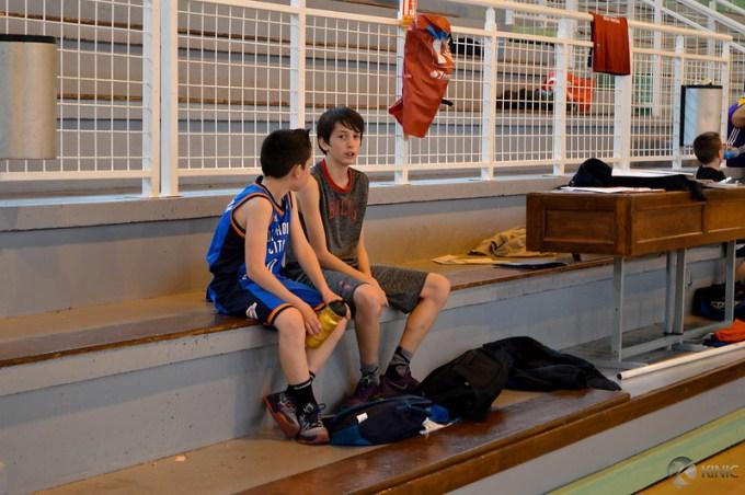 Centre Génération Basket - Clermont-Ferrand 2K16