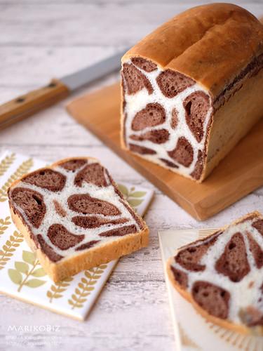 ヒョウ柄食パン 20160113-DSCF3792