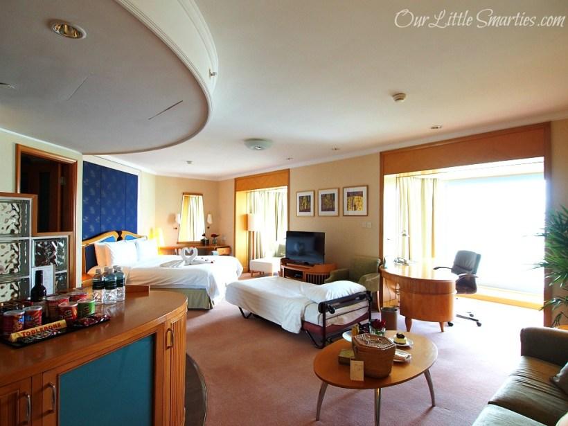 Tower Wing's Horizon Grand Premier Room