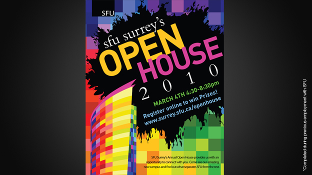 SIAT SFU Surrey Open House (2009)
