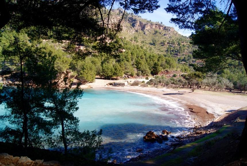 Excursión del mirador de Ses Barques a Cala Tuent