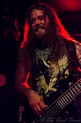 Mike Leon of Soulfly live in Belfast