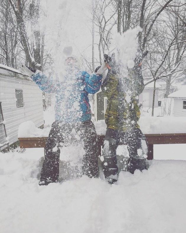Snow Day! ❄️☃❄️