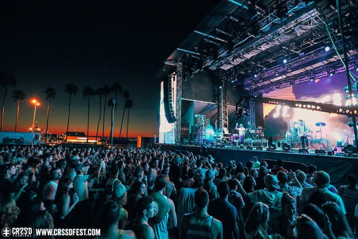 CRSSD Music Festival (Photo Credit: Gabe Tiano)