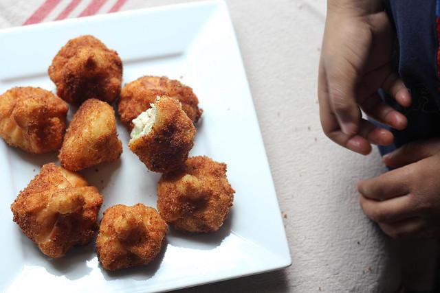 Coxinha Brazilian Chicken Croquettes| Southern Soufflé