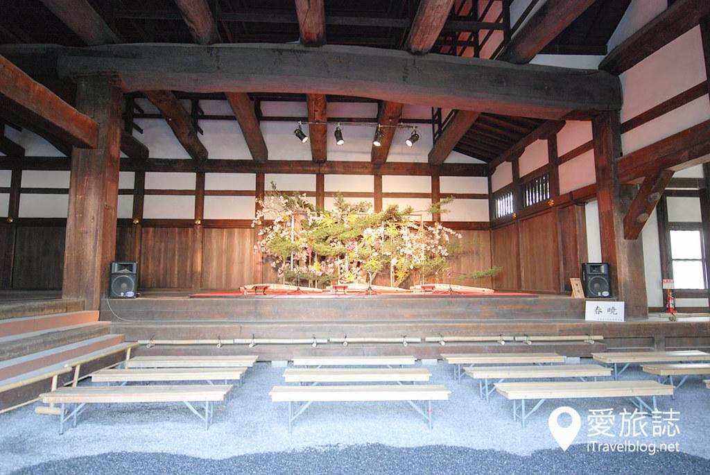 京都赏樱景点 元离宫二条城 43