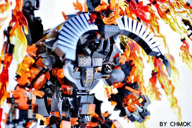 LEGO Balrog of Moria