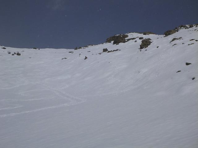Punta Rossa - Col Battaglia