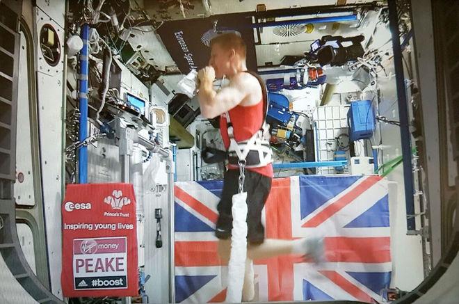 tim peake astronauta