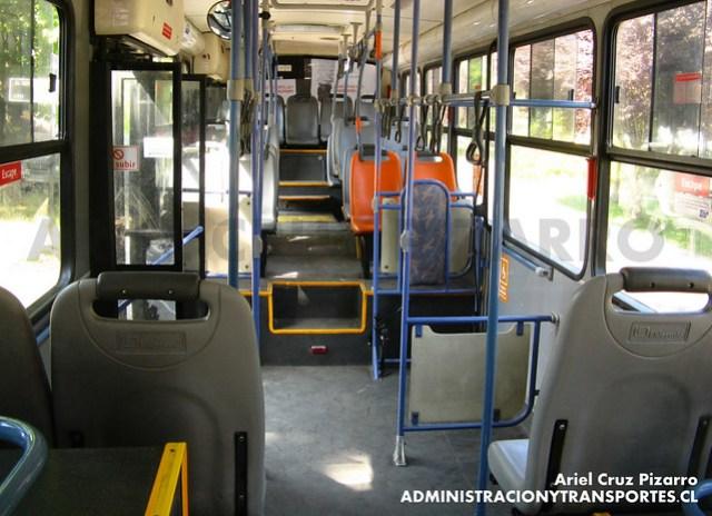 Transantiago - Express de Santiago Uno - Busscar Urbanuss Pluss / Volvo (BBZX45)