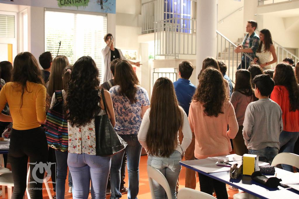 """Abraham Mateo em """"Massa Fresca"""" na TVI"""