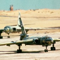 Egyptian Air Force Tu-16 Bombers توبوليف تو-16 مصر