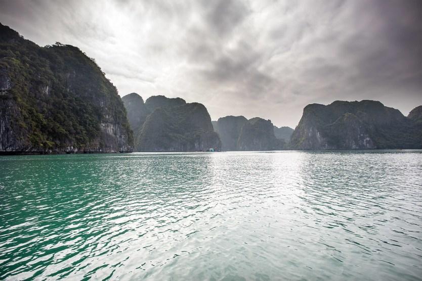 Ha Long Bay, Vietnam - Review January 2016.