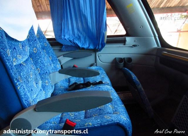 Andesmar Chile - Interior (Aduana Chilena) - Comil Campione DD / Volvo (HSGG45) (13)