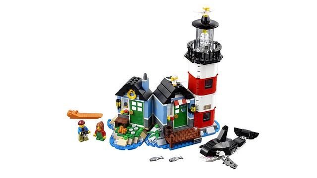 LEGO Creator Lighthouse Point (31051)