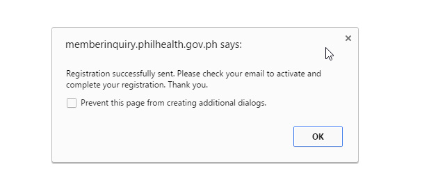 Check PhilHealth Contribution