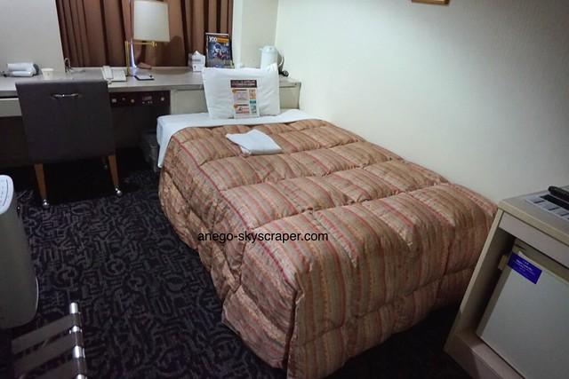コンフォート博多 ベッド