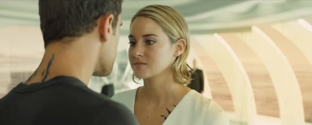 Allegiant Movie Still
