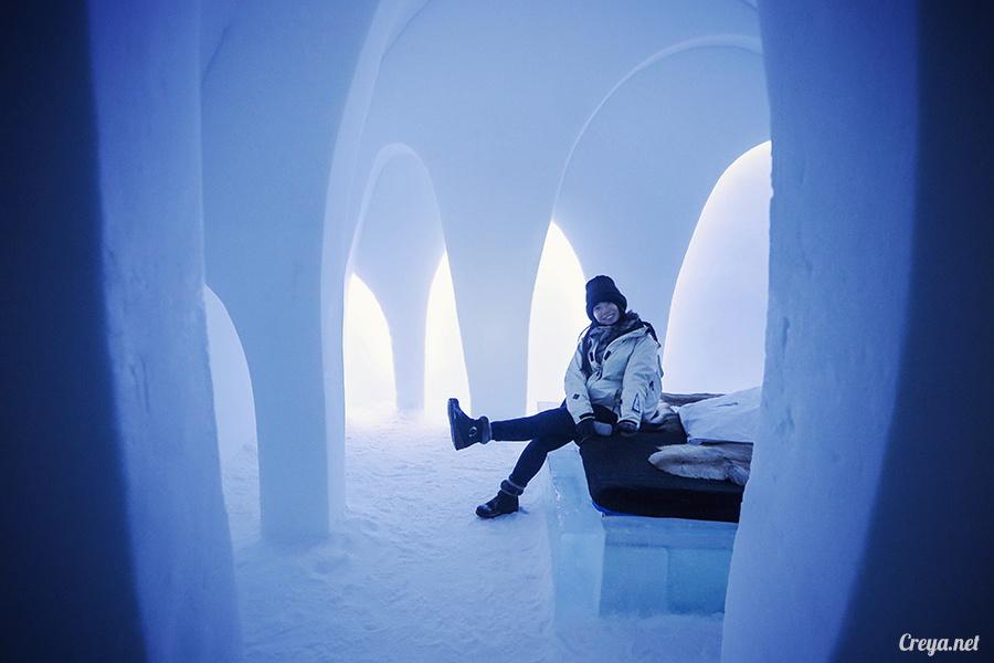 2016.02.25 | 看我歐行腿 | 美到搶著入冰宮,躺在用冰打造的瑞典北極圈 ICE HOTEL 裡 20.jpg