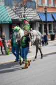 St Patrick's Day Parade 2016