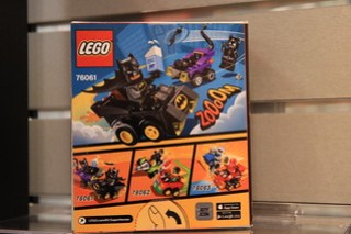 LEGO Mighty Micros 76061 Batman vs. Catwoman 2