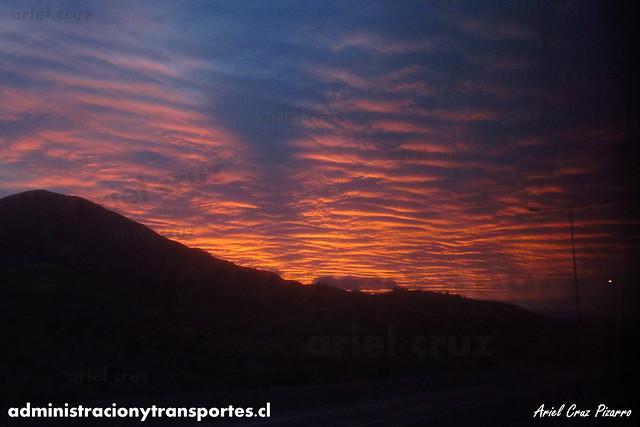 Amanecer - Ruta 5 - SF1809