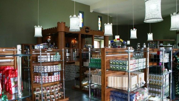 Mlesna Tea Castle - Tea Shop