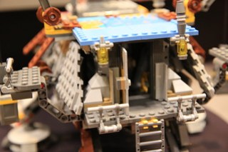 LEGO Star Wars 75157 Captain Rex's AT-TE Walker 7