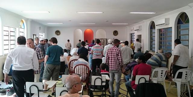 prayers Masjid Tijuca rio