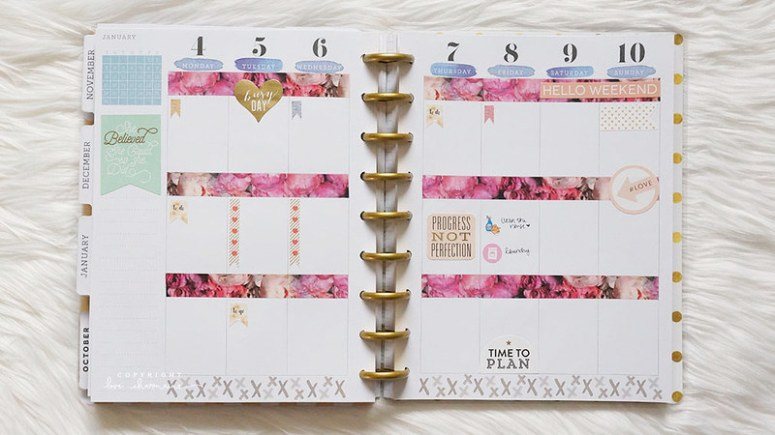 PWM Week 53+54 | January 2016 | LoveCharmaine.com