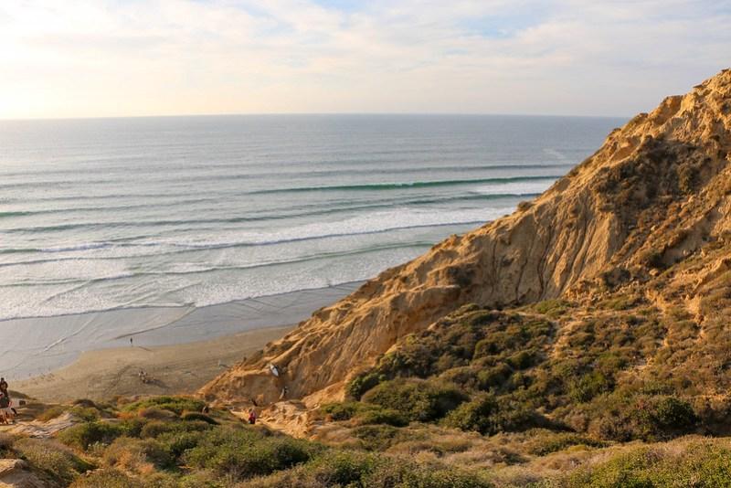 10.16. - San Diego. Black Sand Beach