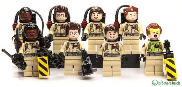 75827 Lego Ghostbusters Firehouse Headquarters Review The