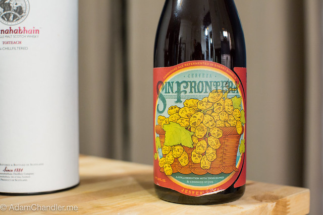 Jester King / Crooked Stave / Trois Dames Cerveza Sin Frontera